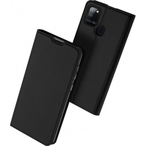 DUX DUCIS Skin Pro Bookcase type case for Samsung Galaxy A21s black