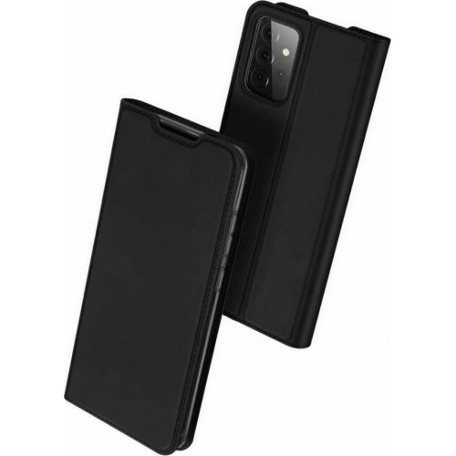 DUX DUCIS Skin Pro Bookcase type case for Samsung Galaxy A72 4G/5G black