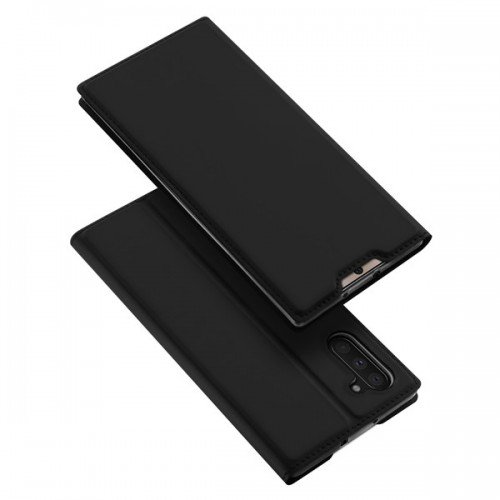 DUX DUCIS Skin Pro Bookcase type case for Samsung Galaxy Note 10 black