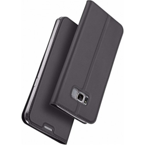 DUX DUCIS Skin Pro Bookcase type case for Samsung Galaxy S8 grey