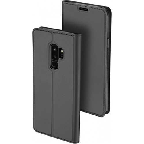 DUX DUCIS Skin Pro Bookcase type case for Samsung Galaxy S9 grey