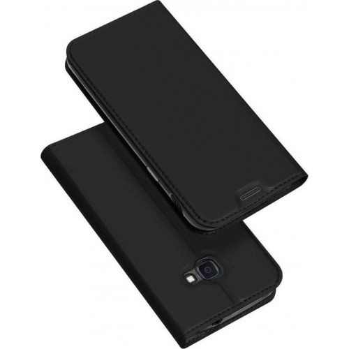 DUX DUCIS Skin Pro Bookcase type case for Samsung Galaxy Xcover 4s black