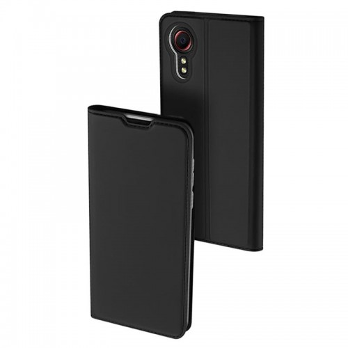 DUX DUCIS Skin Pro Bookcase type case for Samsung Galaxy Xcover 5 black