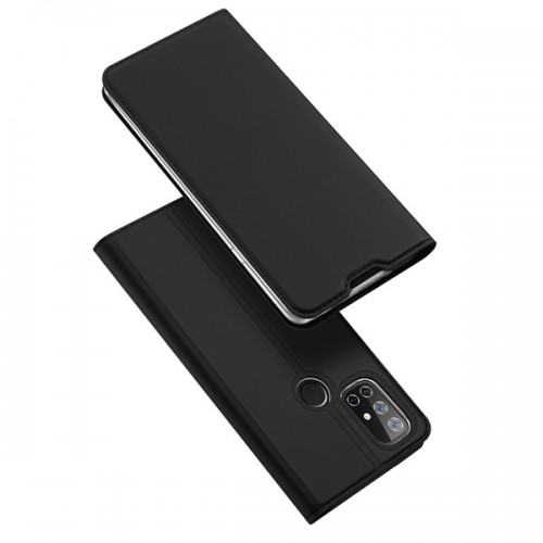 DUX DUCIS Skin Pro Bookcase type case for OnePlus Nord N10 5G black