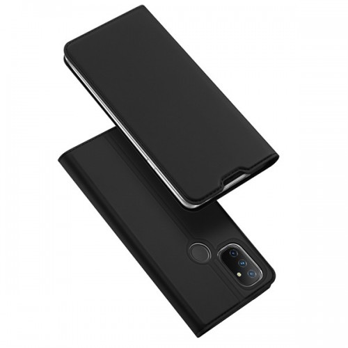 DUX DUCIS Skin Pro Bookcase type case for OnePlus Nord N100 black