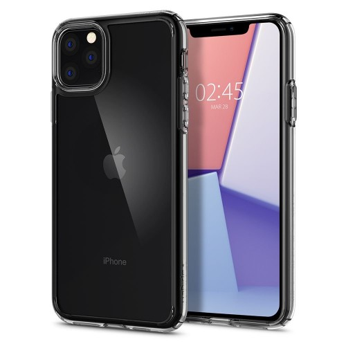 Spigen Ultra Hybrid Iphone 11 Pro Crystal Clear