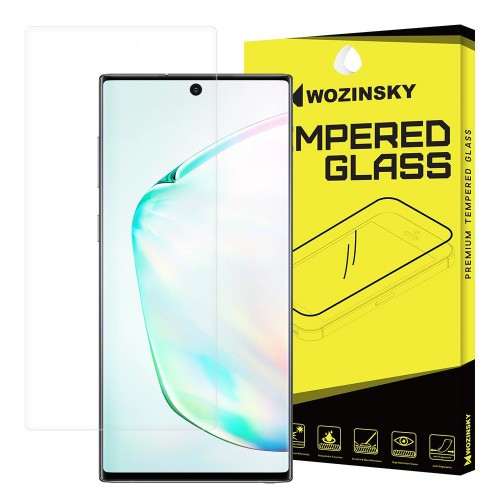 Wozinsky 3D Screen Protector Film Full Coveraged για Samsung Galaxy Note 10 Plus