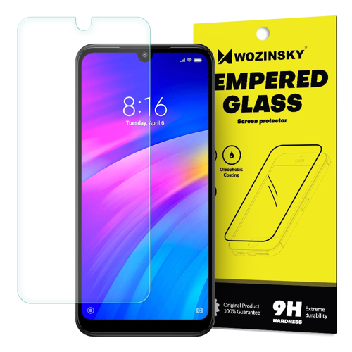 Wozinsky Tempered Glass 9H ECO Screen Protector για Xiaomi Redmi 7