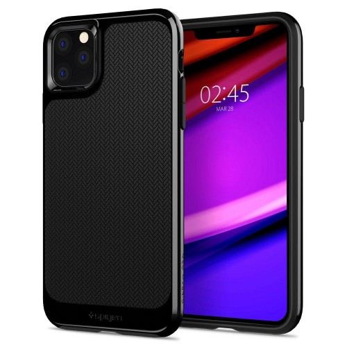 Spigen Neo Hybrid Iphone 11 Pro Midnight Black