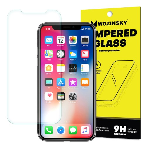 Wozinsky Tempered Glass 9H Screen Protector για iPhone 11 Pro / iPhone XS / iPhone X