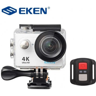 Eken H9R 4K WiFi Waterproof Action Camera (White)