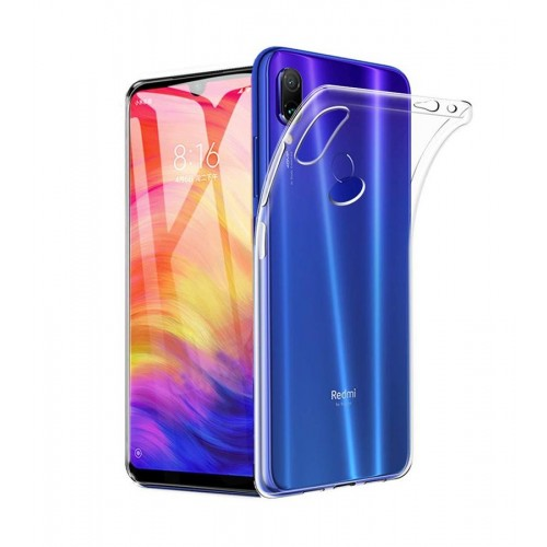 Hurtel Ultra Clear 0.5mm TPU θήκη για Xiaomi Redmi Note 7