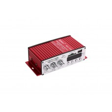 Ραδιοενισχυτής Kinter MA-120 Mini Digital Audio Player 2 Channel USB/MP3/FM Amplifier With Remote sending Line