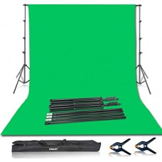 ZUOCHEN Photo Studio Background Kit-Φωτογραφικό Πανί