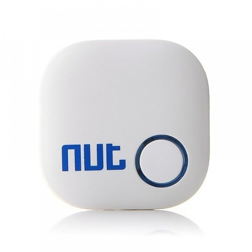 Nut 2 Anti-loss Bluetooth Smart Tracker λευκό