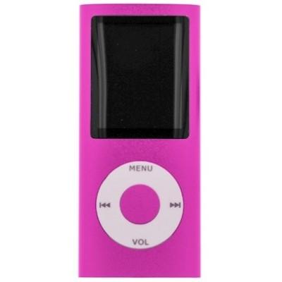 Setty Digital MP4 Player με υποστήριξη microSD & FM radio (Ροζ)