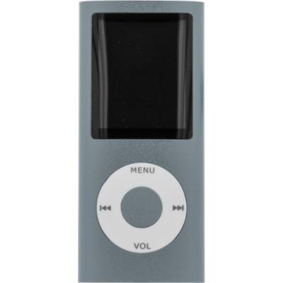 Setty Digital MP4 Player με υποστήριξη microSD & FM radio (Ασημί)