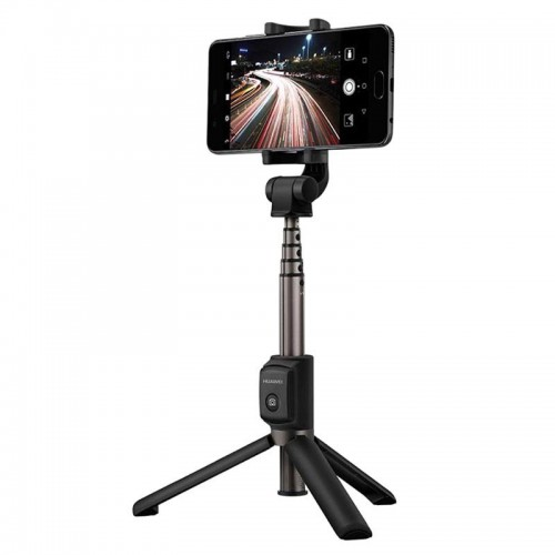 Huawei Selfie Stick AF15 with remote control and tripod function Μαύρο