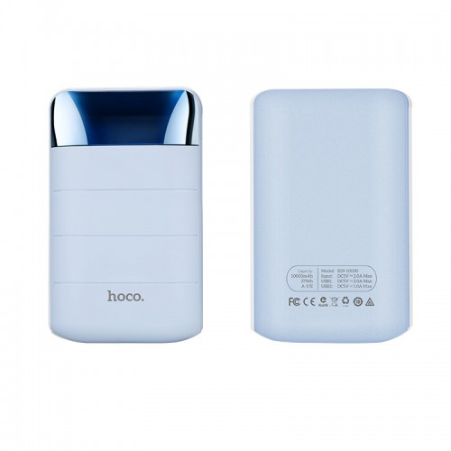 HOCO B29 Domon Power Bank 10000mAh μπλε