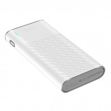 HOCO B31A Rege Power Bank 30000mAh Λευκό