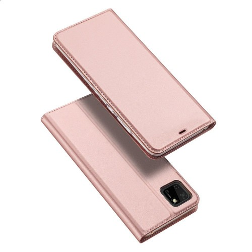 DUX DUCIS Skin Pro Bookcase type case for Huawei Y5p pink