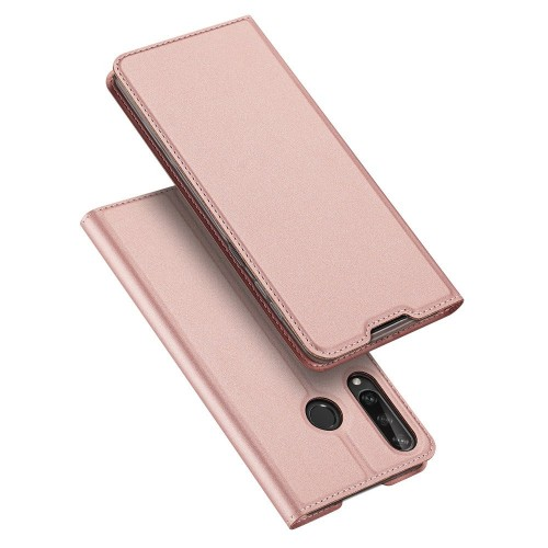 DUX DUCIS Skin Pro Bookcase type case for Huawei Y6p pink