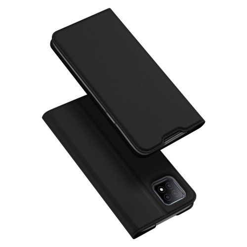 DUX DUCIS Skin Pro Bookcase type case for Oppo A73 5G / A53 5G black