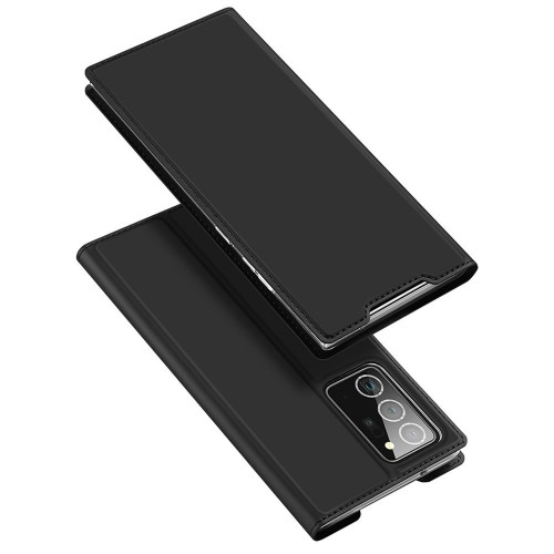 DUX DUCIS Skin Pro Bookcase type case for Samsung Galaxy Note 20 Ultra black