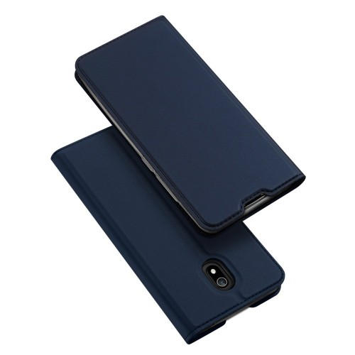 DUX DUCIS Skin Pro Bookcase type case for Xiaomi Redmi 8A blue