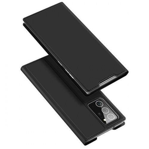 DUX DUCIS Skin X Bookcase type case for Samsung Galaxy Note 20 Ultra black
