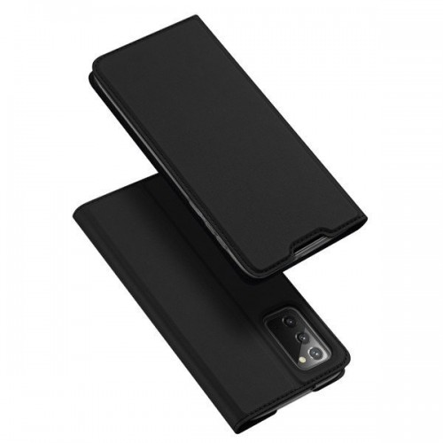DUX DUCIS Skin X Bookcase type case for Samsung Galaxy Note 20 black