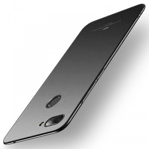 MSVII Simple Ultra-Thin Cover PC Case for Xiaomi Mi 8 Lite black