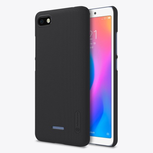 Nillkin Super Frosted Shield Case with Stand for Xiaomi Redmi 6A black