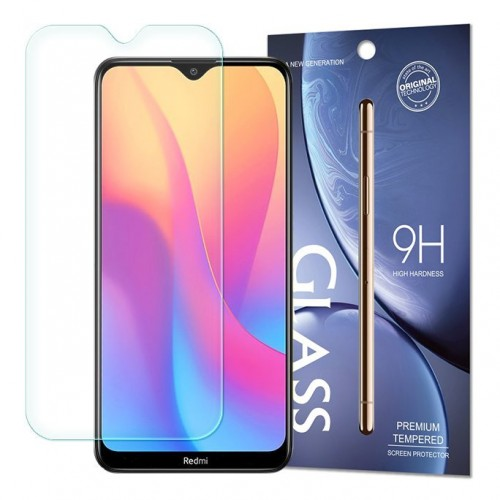 Tempered Glass 9H Screen Protector for Xiaomi Redmi 8A (packaging – envelope)