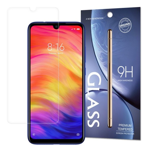 Tempered Glass 9H Screen Protector for Xiaomi Redmi Note 8T / Redmi Note 8 (packaging – envelope)