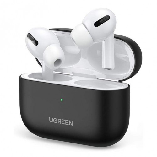 Ugreen Silica Gel Case Protector for Apple Airpods Pro black (80513)