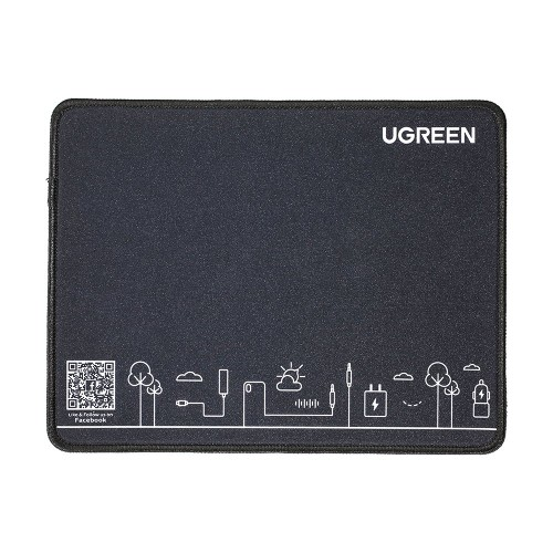 Ugreen Silicone gel mouse pad Small size: 260 x 200 x 2 mm blue (10322)