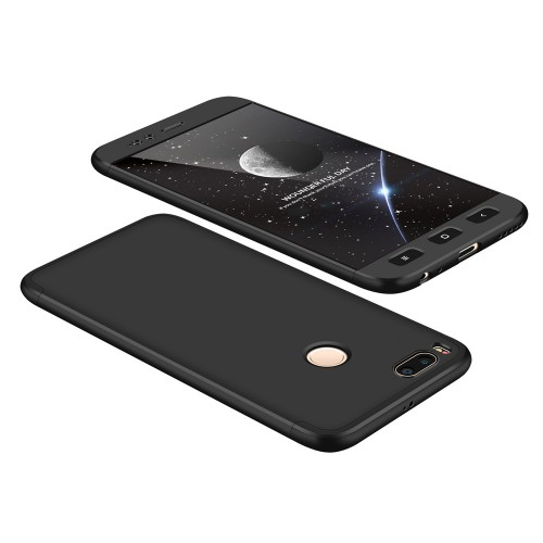 GKK 360 Protection Θήκη Full Body Cover για Xiaomi MiA1 μαύρο