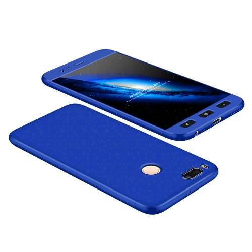 GKK 360 Protection Θήκη Full Body Cover για Xiaomi MiA1 μπλε