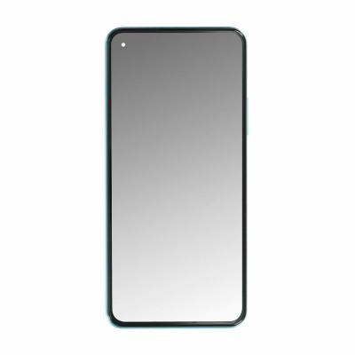 Γνήσια Οθόνη + Πλαίσιο για Xiaomi Mi 11 Lite 5G Green 56000H00K900 (original service pack)