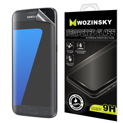 Wozinsky 3D Screen Protector Film Full Coveraged για Samsung Galaxy S6 Edge (G925)