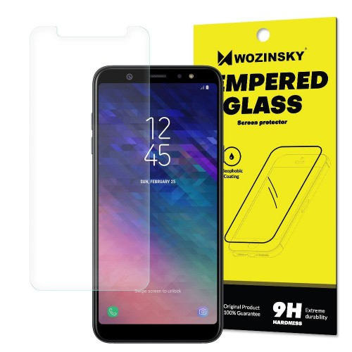 Wozinsky Tempered Glass 9H Screen Protector για Samsung Galaxy A6 Plus 2018 (A605)