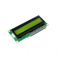 1602 LCD Display Module 5V IIC/I2C/TWI/SPI Serial Interface for Arduino - Green
