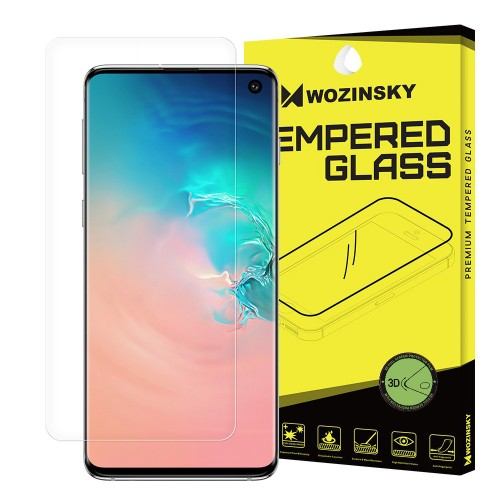 Wozinsky 3D Screen Protector Film Full Coveraged για Samsung Galaxy S10
