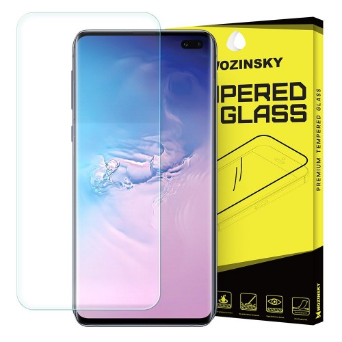 Wozinsky Tempered Glass 9H Screen Protector for Samsung Galaxy S10 Plus