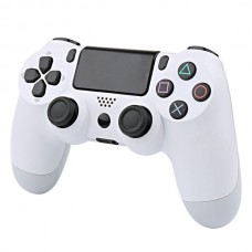 Doubleshock 4 Wireless Controller for PS4, PS TV & PS Now (White)