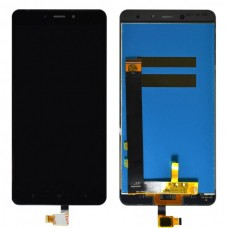 Οθόνη LCD και Touch Xiaomi Redmi Note 4 (MediaTek) Μαύρη