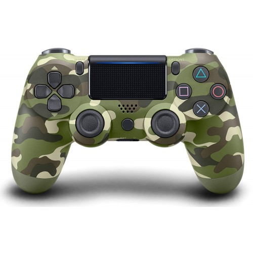 Doubleshock 4 Wireless Controller for PS4, PS TV & PS Now (Camouflage Green)