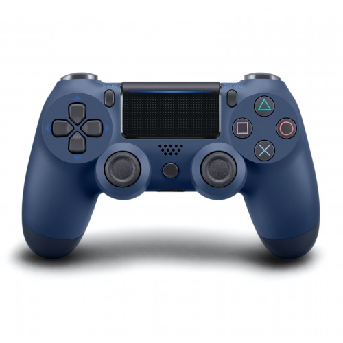 Doubleshock 4 Wireless Controller for PS4, PS TV & PS Now (Dark-Blue)