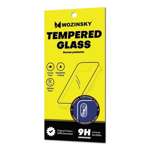 Wozinsky Camera Tempered Glass super durable 9H glass protector Samsung Galaxy M30